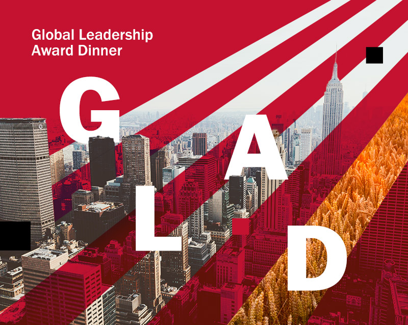 2017 Global Leadership Award Dinner