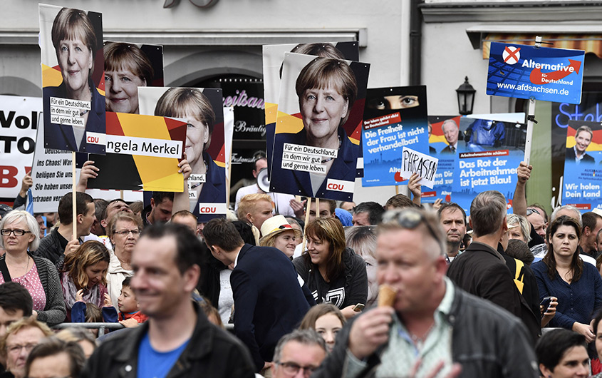 German Elections in 2017