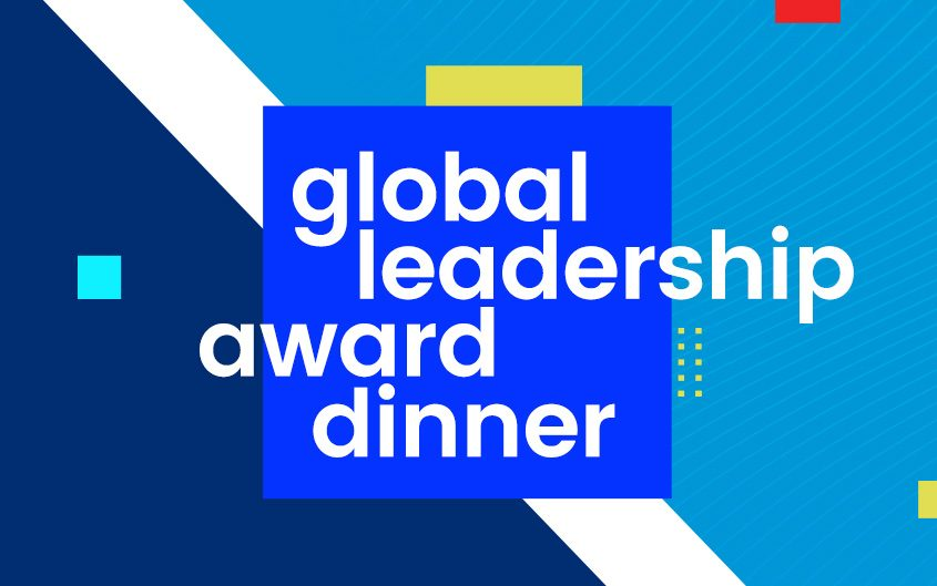 Global Leadership Award Dinner 2020